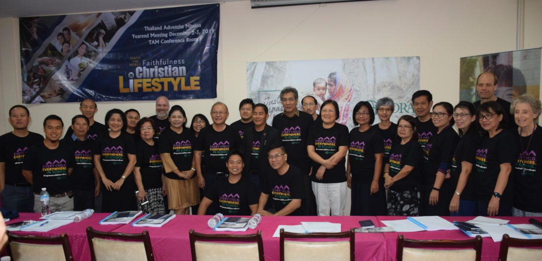 ADRA AND ADVENTIST MISSION IN THAILAND LEND SUPPORT TO GLOBAL EDUCATION CAMPAIGN